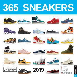 Calendrier 2019 Chaussure sneaker