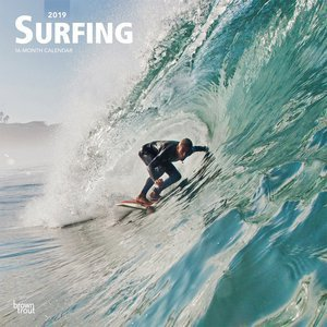 Calendrier 2019 surf