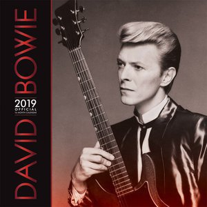 Calendrier 2019 David Bowie