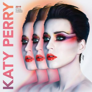 Calendrier 2019 Katy Perry