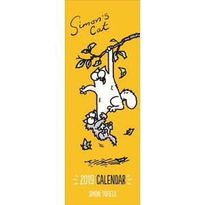 Calendrier 2019 Simon cat slim