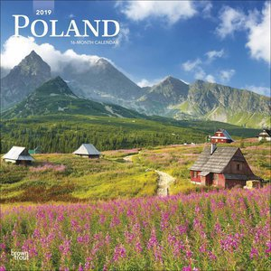 Calendrier 2019 Pologne