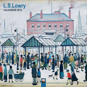 Calendrier 2019 Laurence Stephen Lowry