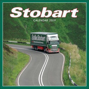 Calendrier 2019 Camion Stobart