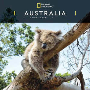 Calendrier 2019 Australie National Geographic
