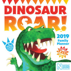 Calendrier familial 2019 Dinosaure