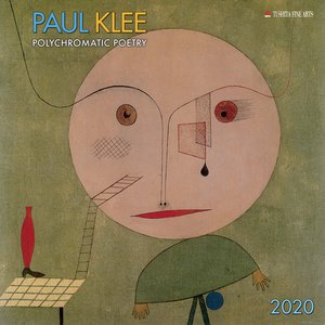 Calendrier 2020 Paul Klee Polychrome