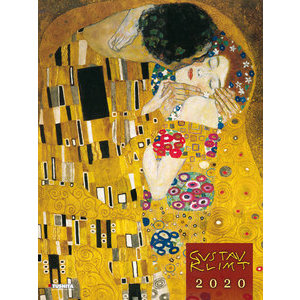 Maxi Calendrier 2020 Gustave Klimt Grand format