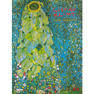 Maxi Calendrier 2020 Gustave Klimt Nature