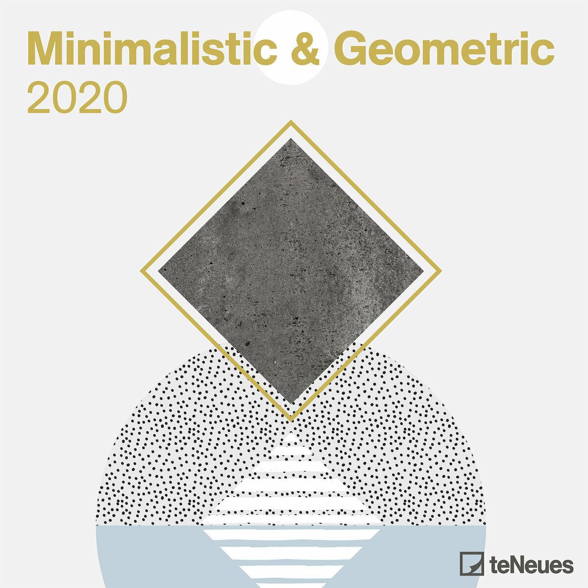 Calendrier 2020 moderne l/évrier