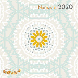 Mini calendrier 2020 Eco-responsable Namaste