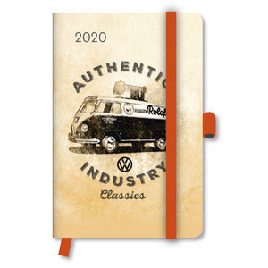 Mini agenda eco responsable Combi VW 2020