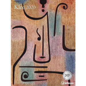 Maxi Calendrier Poster 2020 Paul Klee