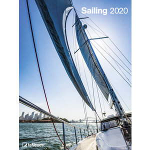 Maxi Calendrier Poster 2020 Voile