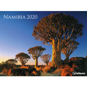 Maxi Calendrier Poster 2020 Namibie
