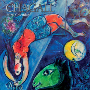 Calendrier 2020 Marc Chagall