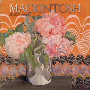 Calendrier 2020 Charles Rennie Mackintosh