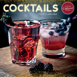 Calendrier 2020 Cocktail