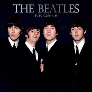 Calendrier 2020 Beatles