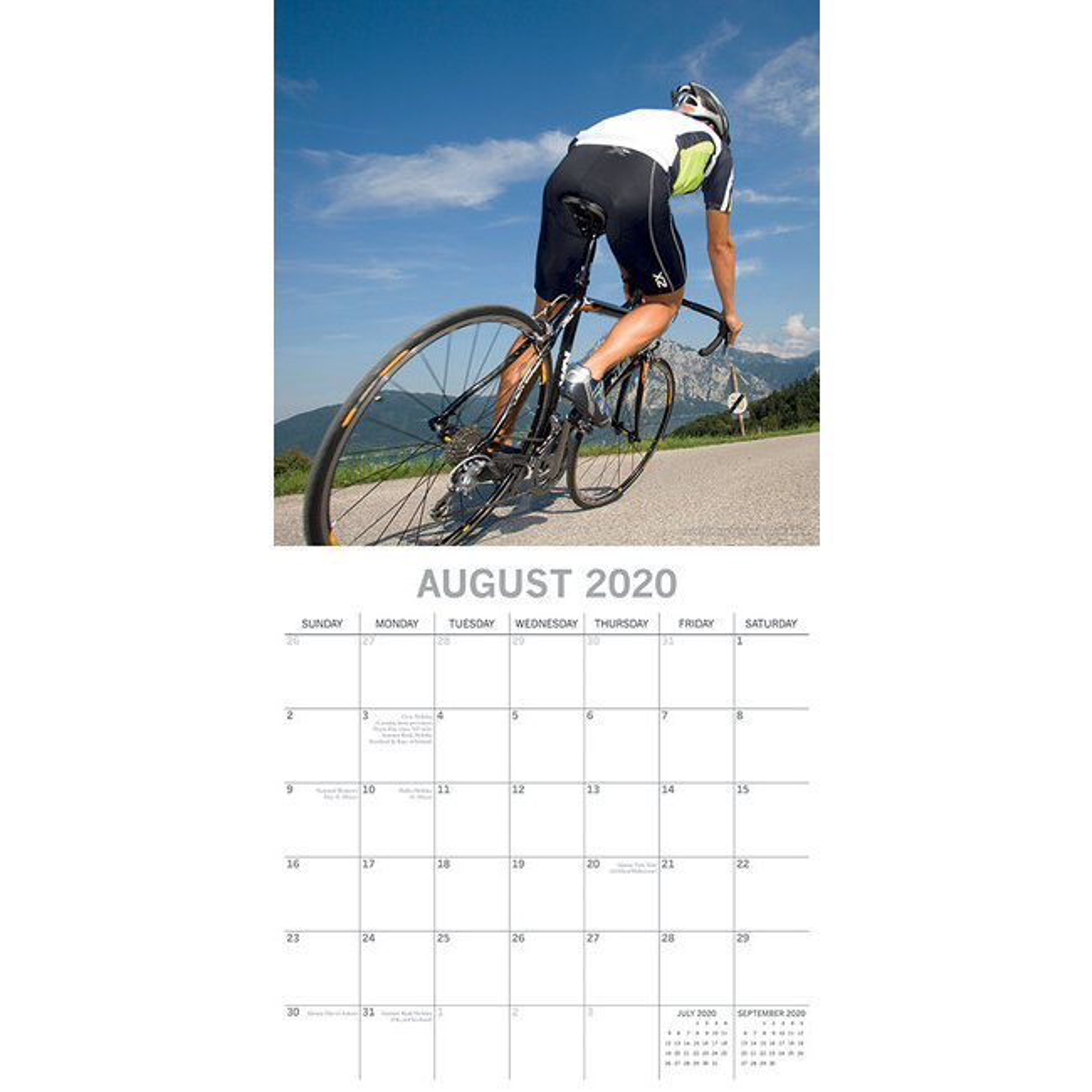 Calendrier Cyclo 2020.Calendrier 2020 Cyclisme