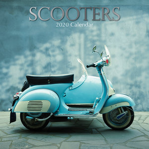 Calendrier 2020 Scooter