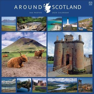 Calendrier 2020 Ecosse en 365 photos
