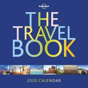 Calendrier 2020 Voyage Lonely Planet