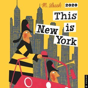 Calendrier 2020 Dessins de New York M.Sasek This is New York