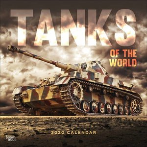 Calendrier 2020 tanks
