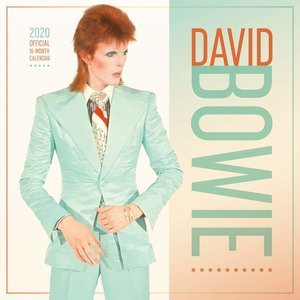 Calendrier 2020 David Bowie