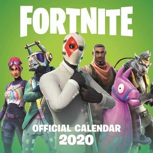 Calendrier 2020 Fortnite