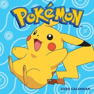 Calendrier 2020 Pokemon
