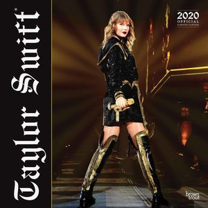 Calendrier 2020 Taylor Swift