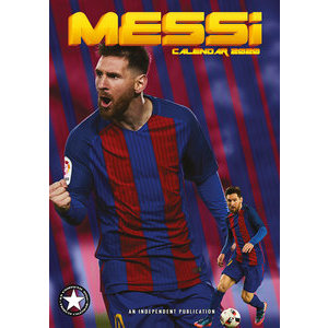 Calendrier 2020 Lionel Messi format A3
