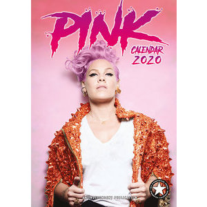 Calendrier 2020 Pink A3