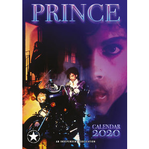 Calendrier 2020 Prince A3