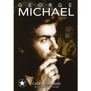 Calendrier 2020 George Michael A3
