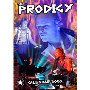 Calendrier 2020 The prodigy A3