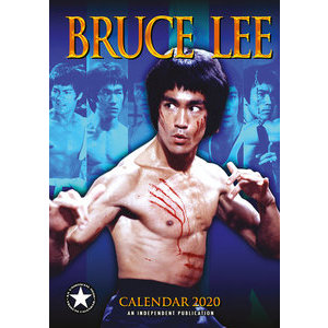 Calendrier 2020 Bruce lee format A3