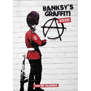 Calendrier 2020 Banksy format A3