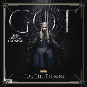 Mini calendrier 2020 Game of Thrones