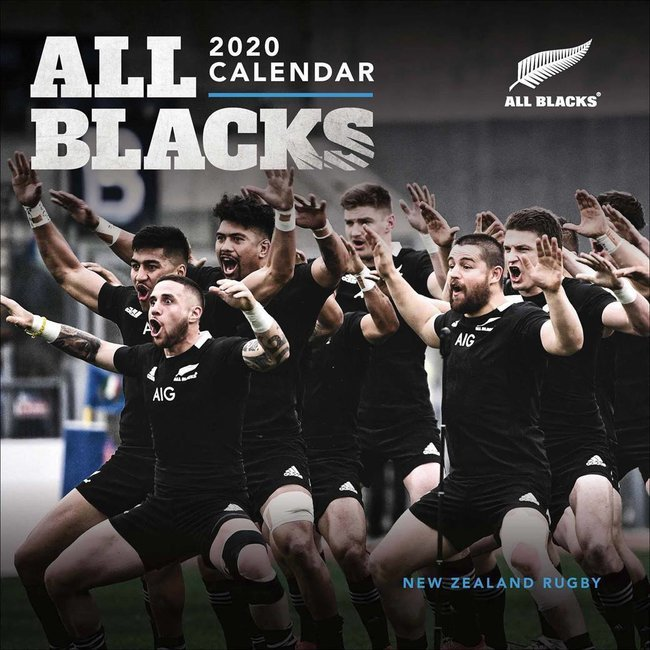 Rugbyman Calendrier.Calendrier 2020 All Blacks Rugby