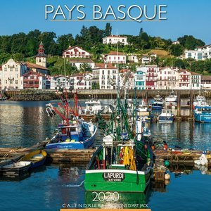 Calendrier 2020 Pays basque -port