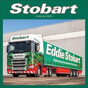 Calendrier 2020 Camion Stobart