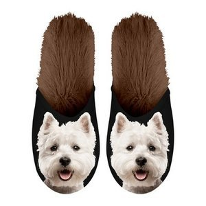 Chaussons Westie