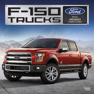Calendrier 2020 Pickup Ford 150