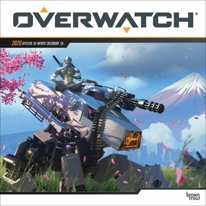 Calendrier 2020 Overwatch
