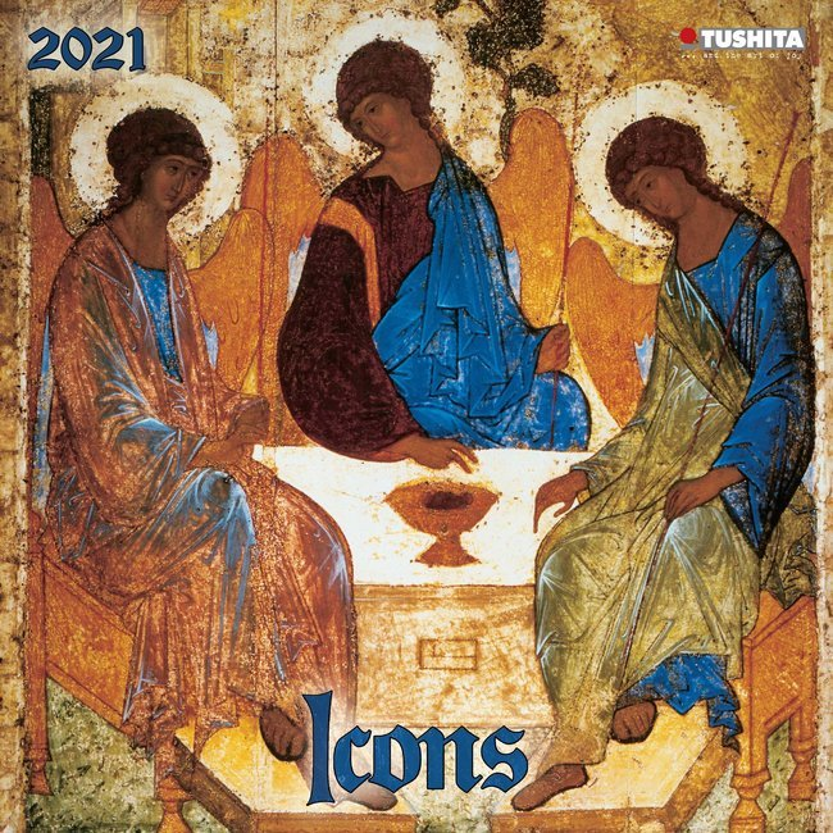Calendrier 2021 Icône