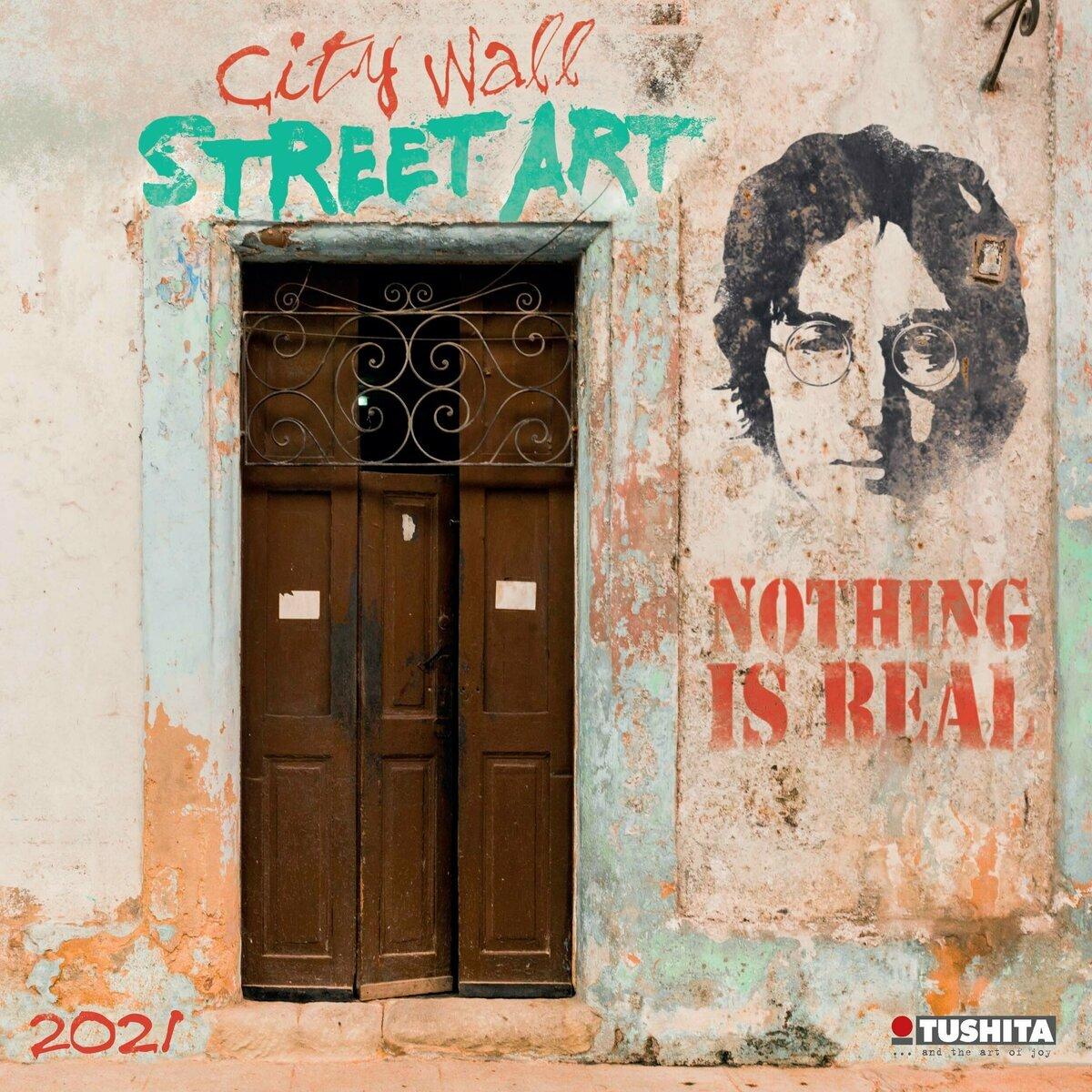 Calendrier 2021 Art Urbain / street art city