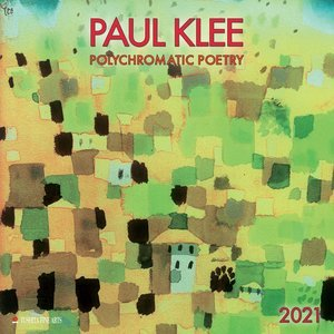 Calendrier 2021 Paul Klee Polychrome